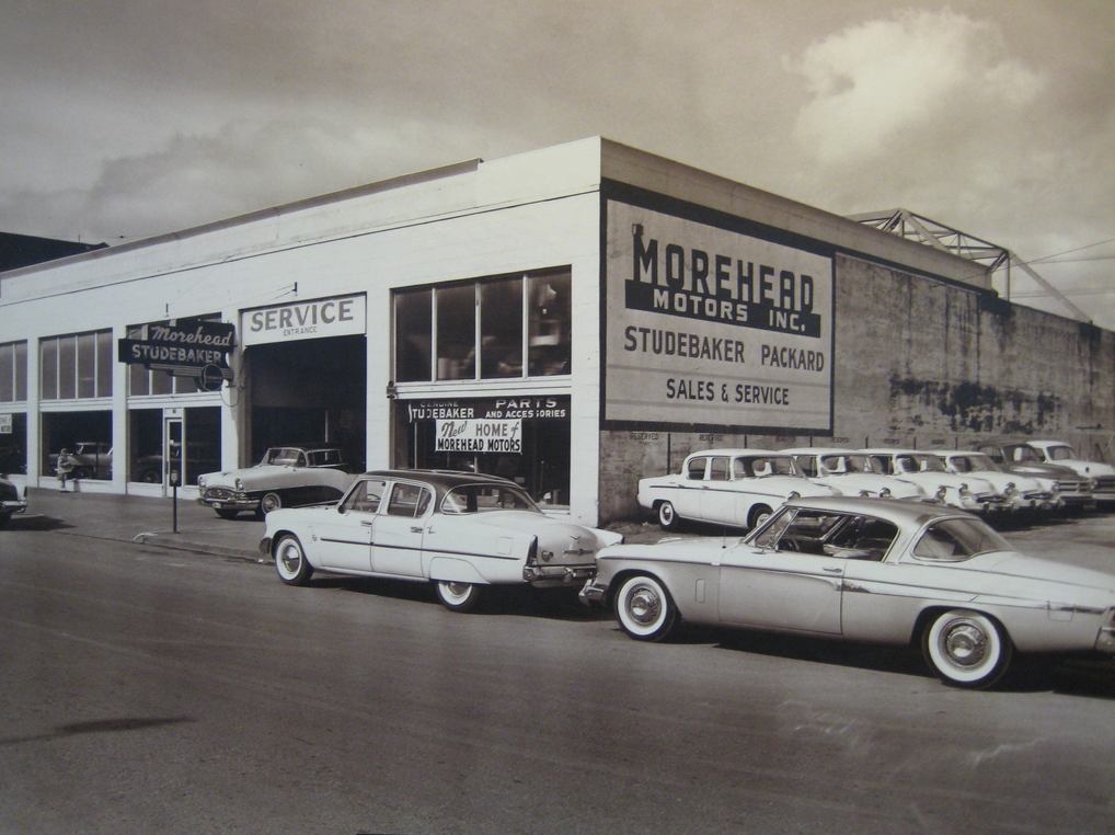 Morehead Motors Studebaker Aberdeen Washington