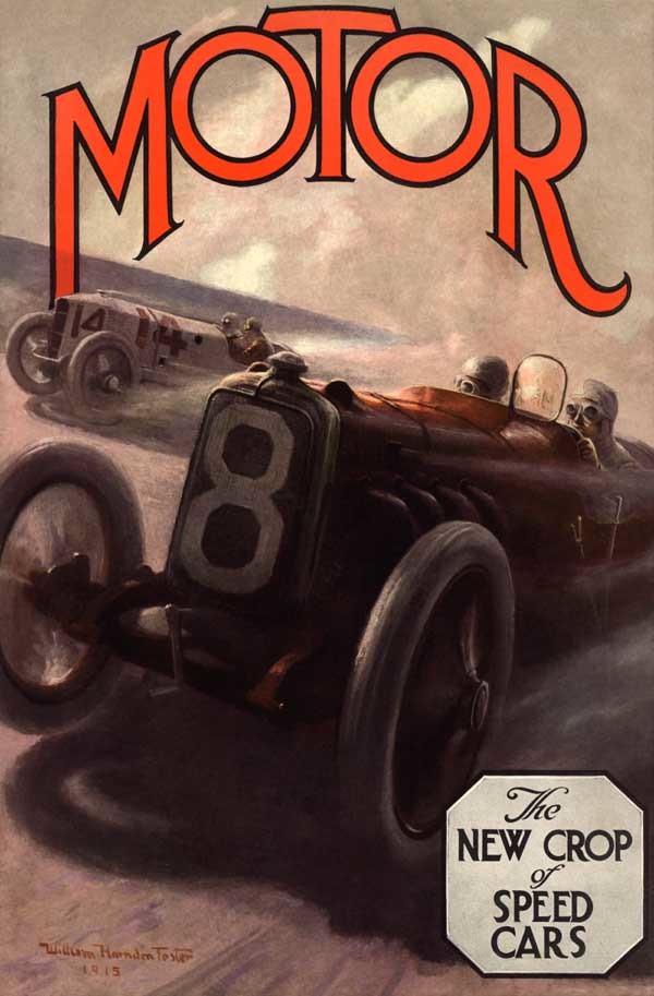William Harnden Foster….1915 | The Old Motor