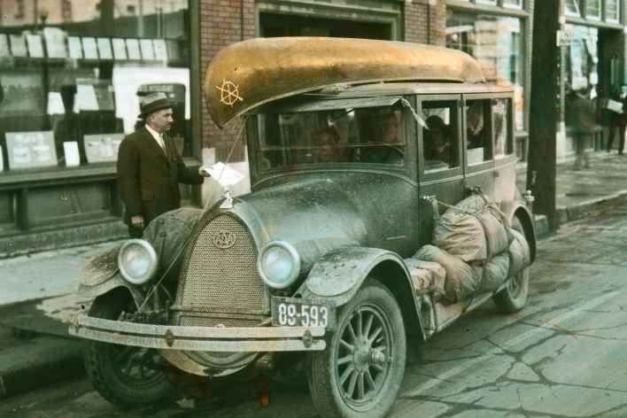 Franklin Sedan