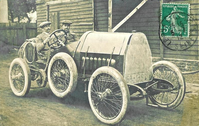 Early Fiat…..