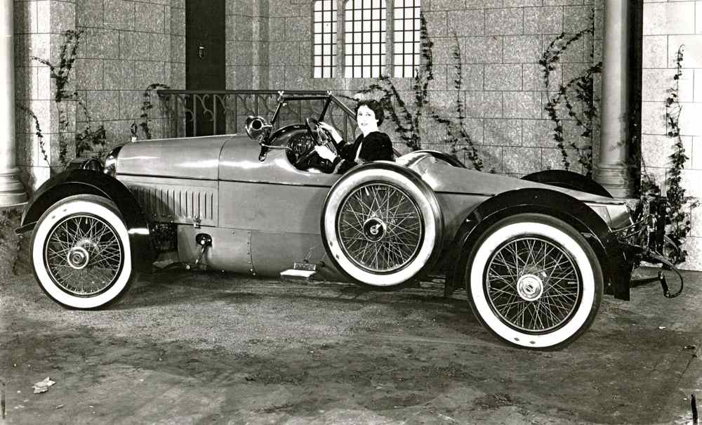 A Unique Cunningham Roadster | The Old Motor