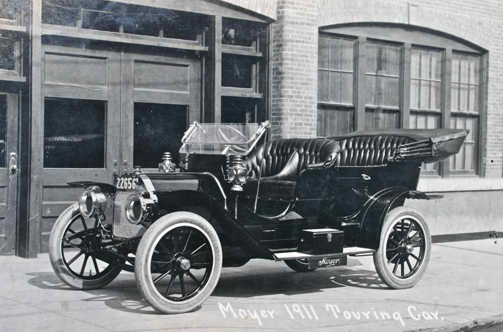 A 1911 Moyer | The Old Motor