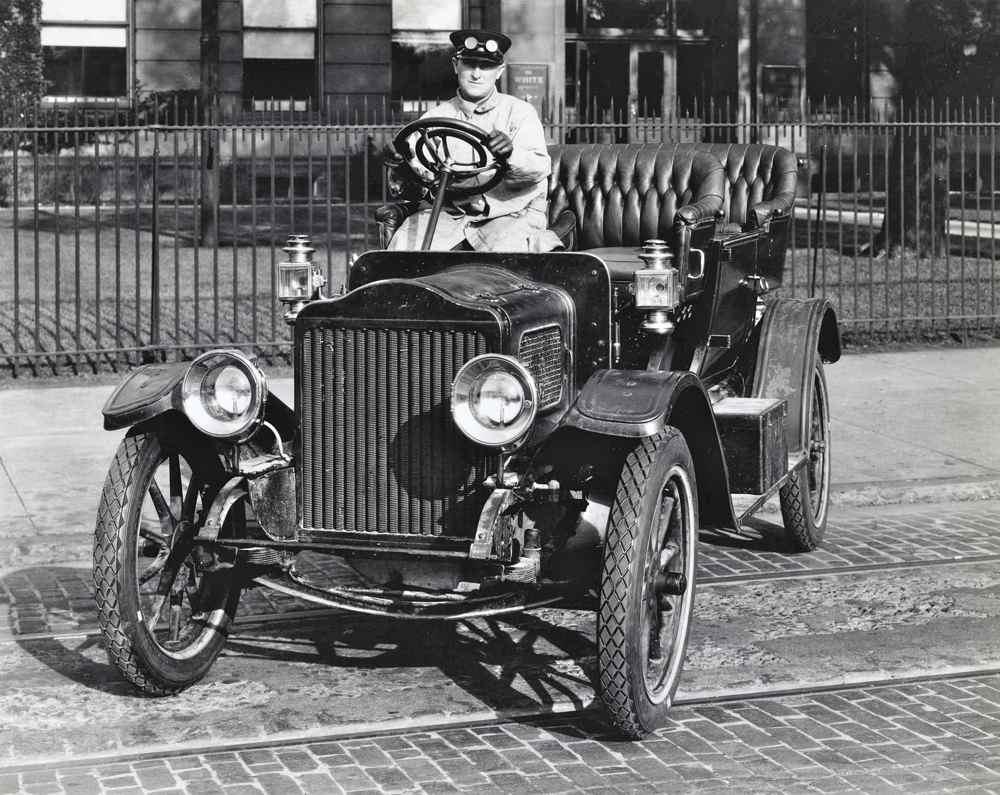 1910 or 1911 White 20 h.p.