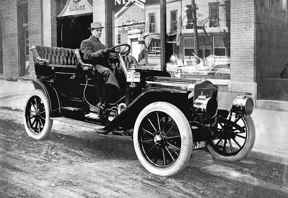 Joe Newby Maxwell Dealer New Castle, Indiana | The Old Motor