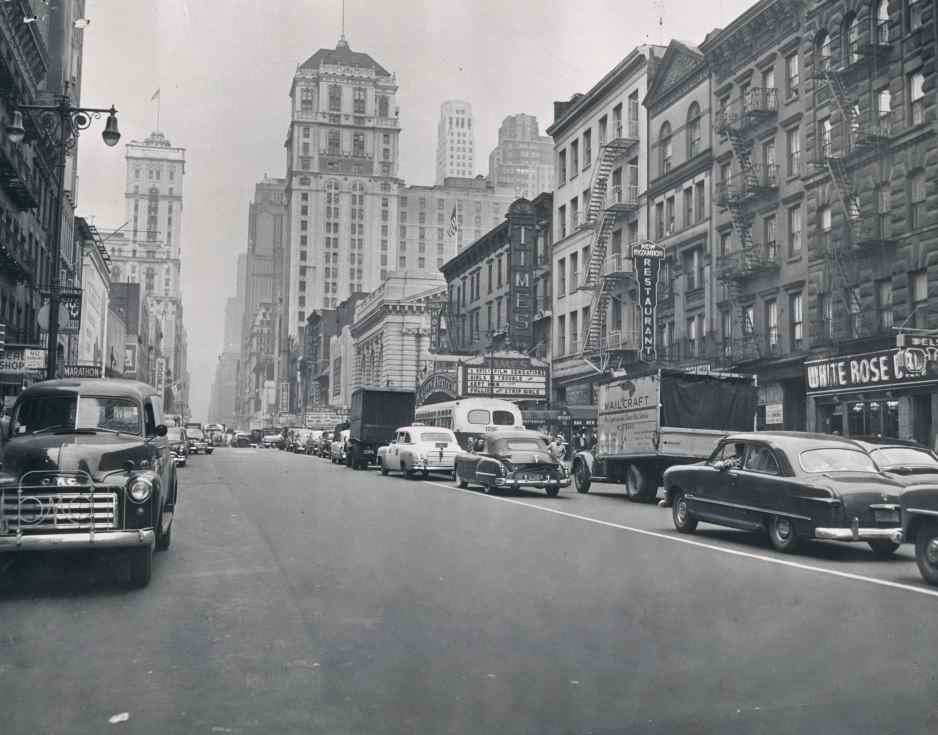 Great Neck, New York, 1951-1952   Hemmings Daily