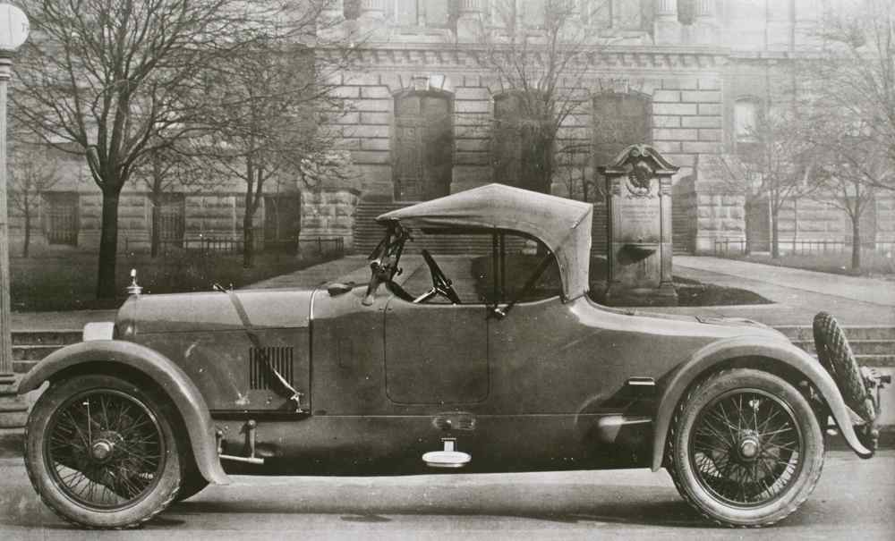 The First Prototype Model A Duesenberg Cars | The Old Motor