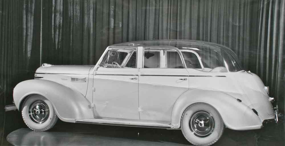 1939 Plymouth Show Car | The Old Motor