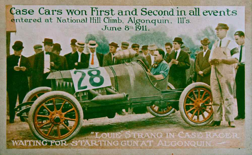 The 1911 Running Of The Algonquin Hill Climb | The Old Motor