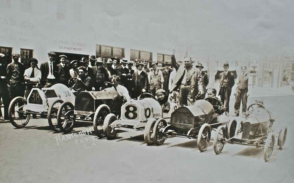 Cycle Car Racing | The Old Motor