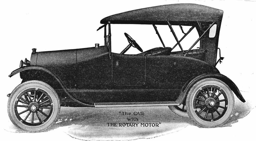 The Eagle Macomber Motor Car Company | The Old Motor