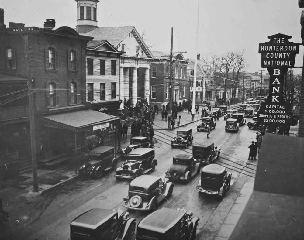 Flemington, New Jersey, 1934…The Hauptmann Case