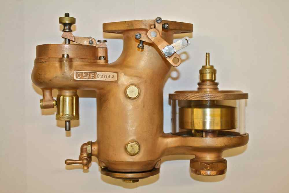 The Glass Bowl Stromberg Carburetor… Technical Features | The Old Motor
