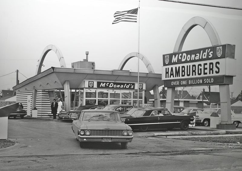 Car Dealerships Louisville Ky >> McDonalds | The Old Motor