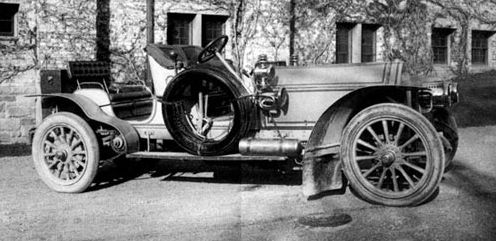 The Roderic Blood Packard Collection | The Old Motor