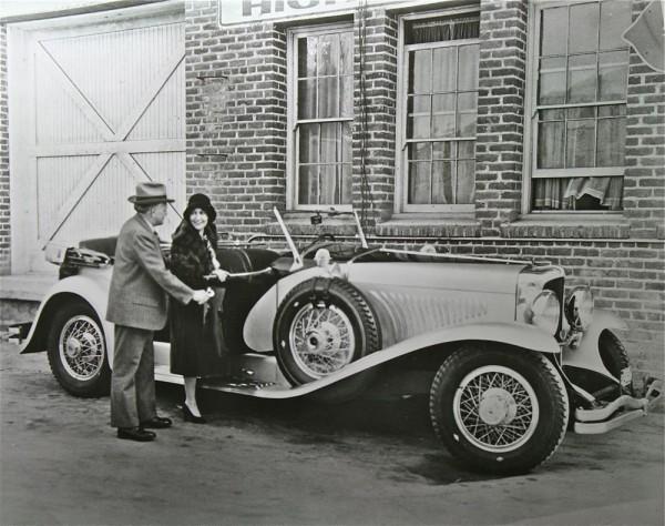 Fred Duesenberg and Dorothy Sebastian | The Old Motor
