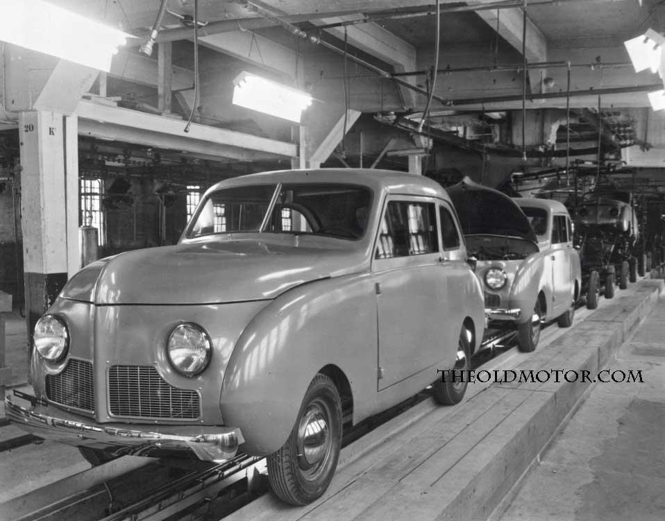 The Crosley, developed by Cincinnatian Powel Crosley Jr., was the ...