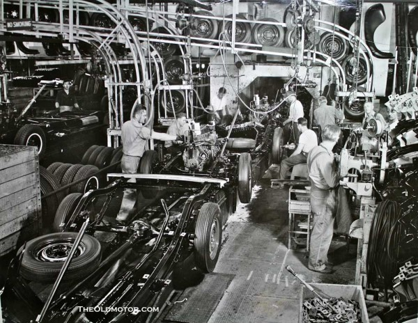 Janesville WI Assembly plant | The Old Motor