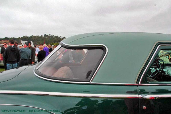 A 1948 Dodge With A Derham Body Company Custom Top The