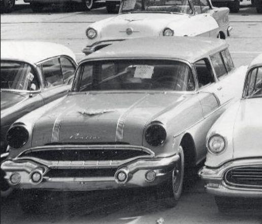 Ames Car Dealers >> American Cars In Venezuela – 1956 | The Old Motor