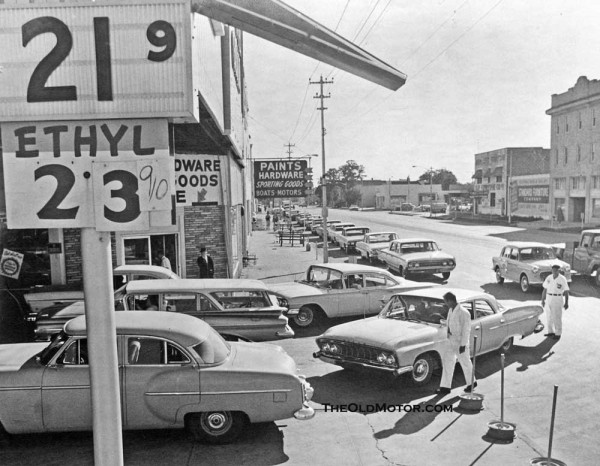 A Gasoline Price War In St Petersburg Florida 1964