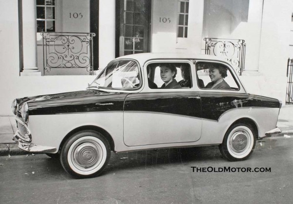 A Real Grown Up Car The 1958 Goggomobil Royal T100