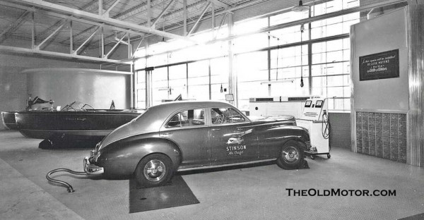 Car Dealerships In Okc >> A New Packard Dealership In Oklahoma City The Old Motor
