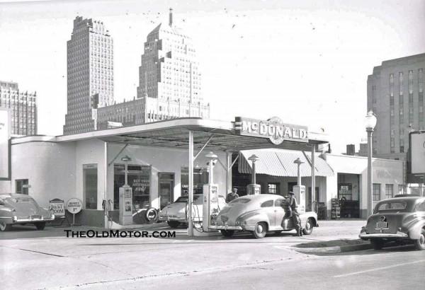 Oklahoma city mcdonalds