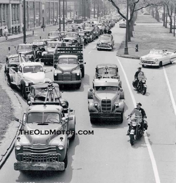 Bronx Car Dealers >> vintage tow trucks | The Old Motor