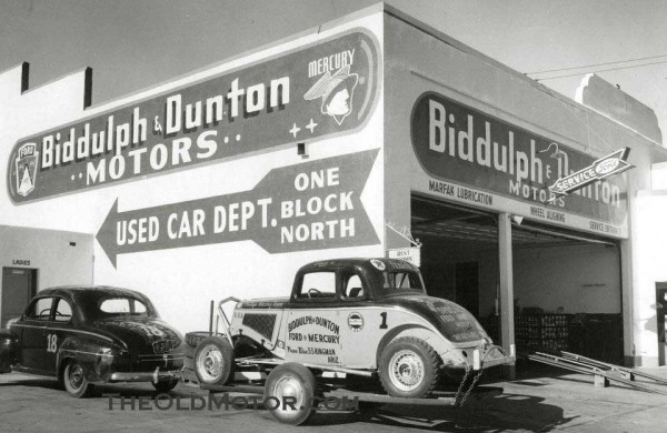 Cucamonga garage the old motor for Dunton motors auto sales bullhead city az