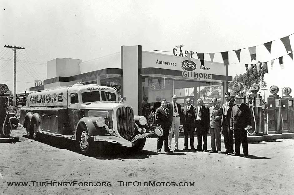 Gilmore Oil And Casey Ford Dealership Photos San Diego - Ford dealers in san diego