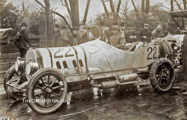The Pope Hartford Racing Team Cars The Old Motor
