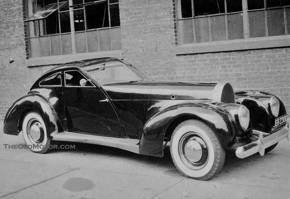 Help us ID this Ford sheet metal on a Derham bodied special - The ...