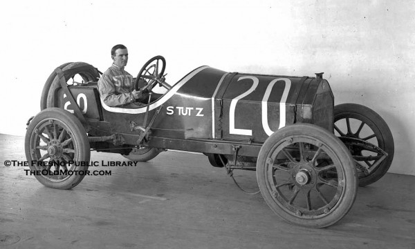 Stanley Steamer Car >> Earl Cooper and his famous Stutz Racing Car | The Old Motor