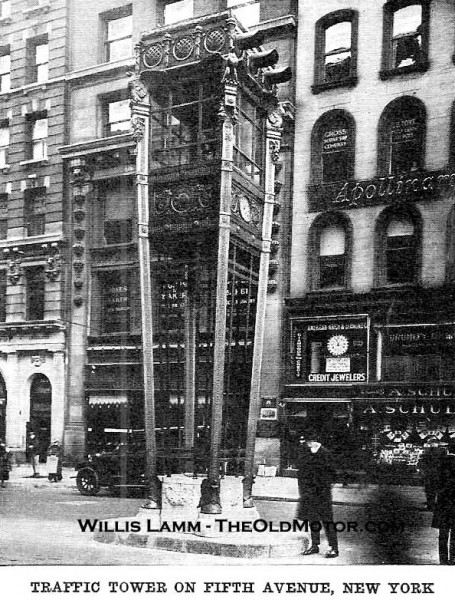 William Potts A Detroit Police Officer Is Generally Acknowledged As The Inventor Of Modern Three Way Traffic Light Having Done So In 1920