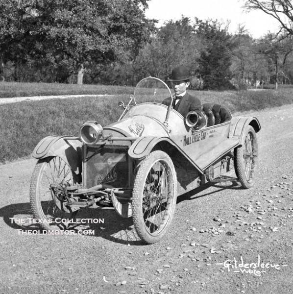 A Texas Cycle Car – The Four Cylinder Hall