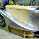 mark nugent coachbuilder and restorer of vintage and classic car bodies the old motor
