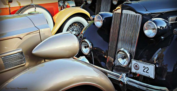 Classic Car Club Of Americas Rediscover American CARavan The Old - Classic car club of america