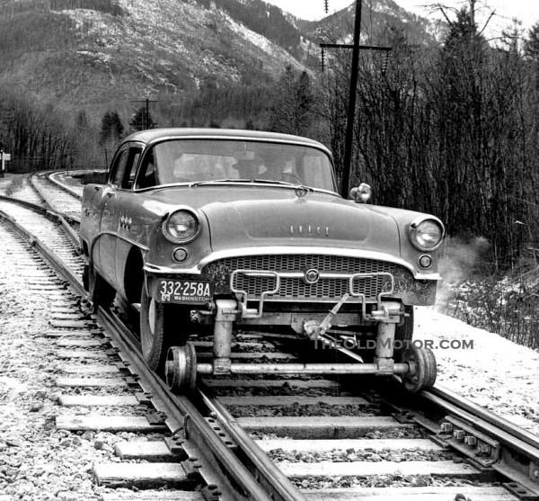 Evans Auto-Railer | The Old Motor