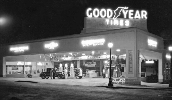 Tire Shop Open Late >> Cheeseman's Goodyear Tire and Service Garage | The Old Motor