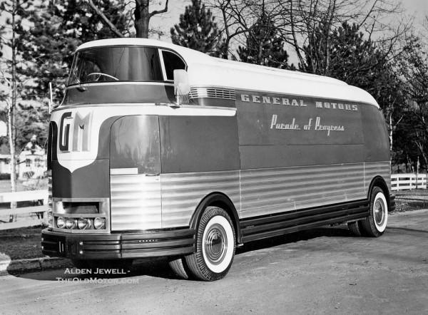 General Motors Truck The Old Motor