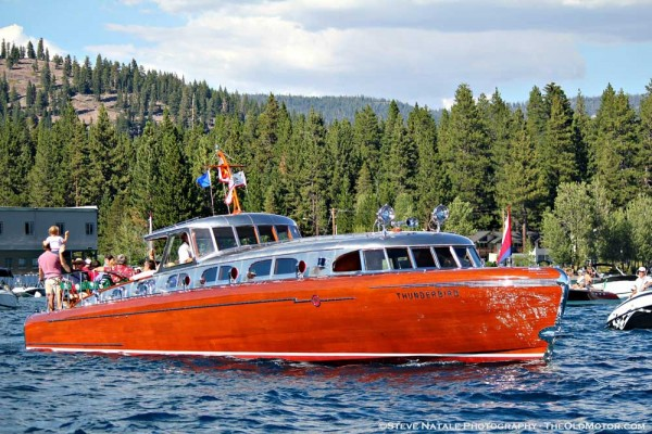 A Day To Remember On Lake Tahoe With George Whittell Jrs