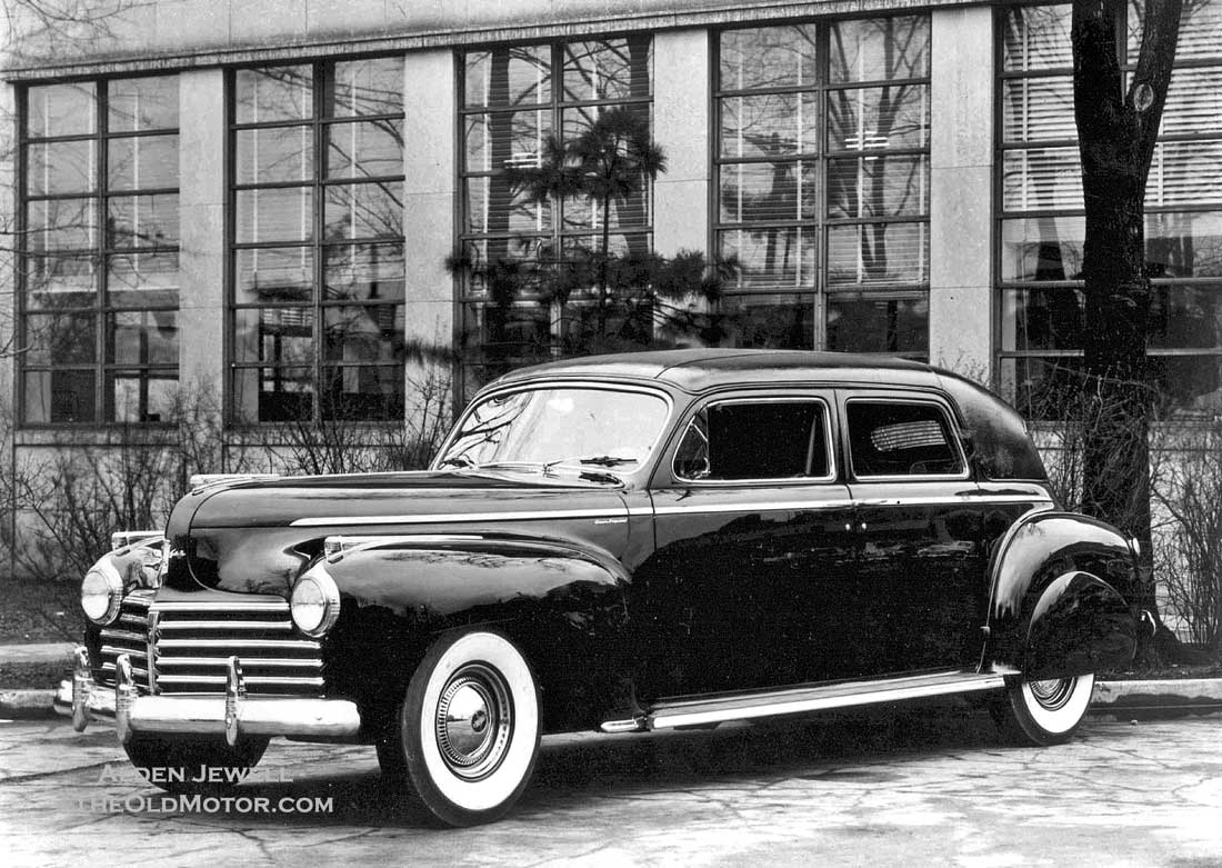 Chrysler Imperial Limousines Of The 1940 S Luxury Rarely