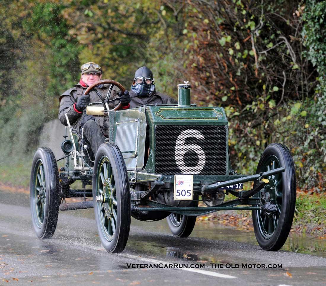 The Legendary Gordon Bennett Napier Racing Cars at the 2013 London ...