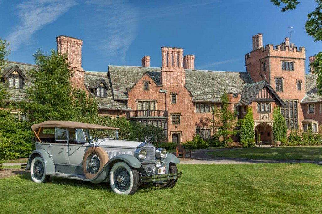 Stan Hywet Hall Amp Gardens Site Of A New Concours D
