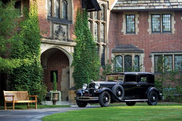 Stan Hywet Hall & Gardens, Site of a New Concours d\'Elegance in 2014 ...