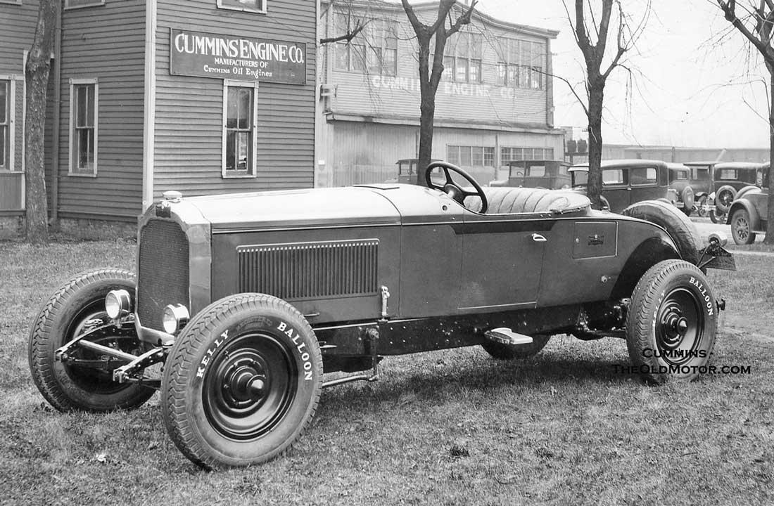 cumminspac | The Old Motor