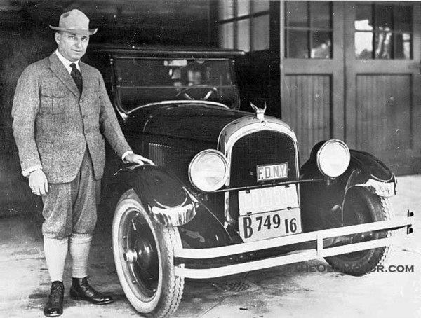 The Advanced New Chrysler Six is Unveiled – January 1924 ...