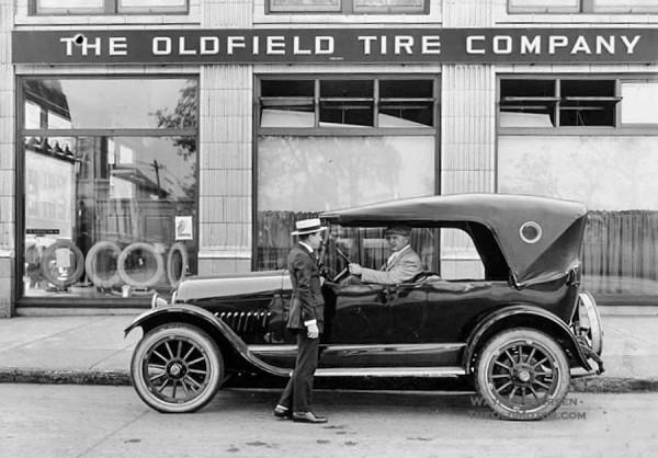 Eddie Rickenbacker The Old Motor