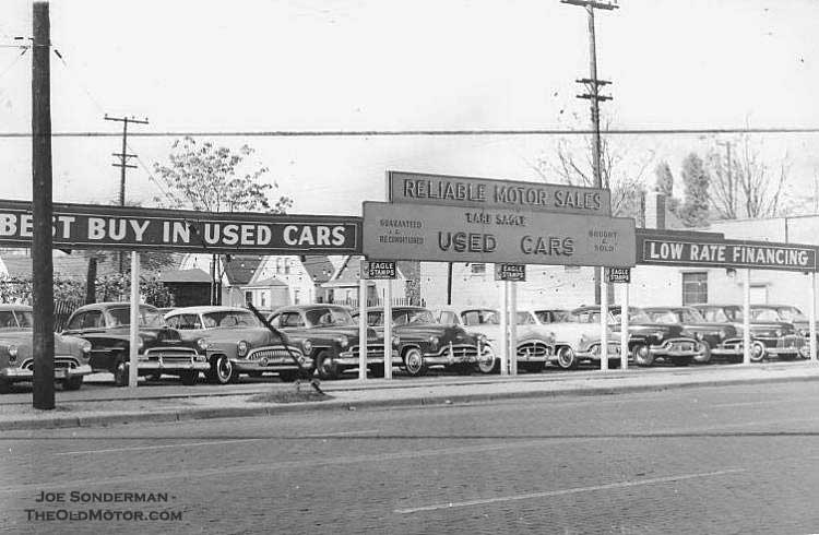 Car Dealerships In Springfield Il >> Joe1 | The Old Motor