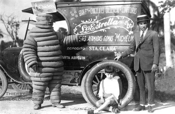 Dating mr michelin